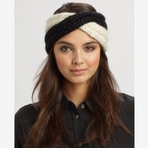 Eugenia Kim lula twisted chunky knit headband